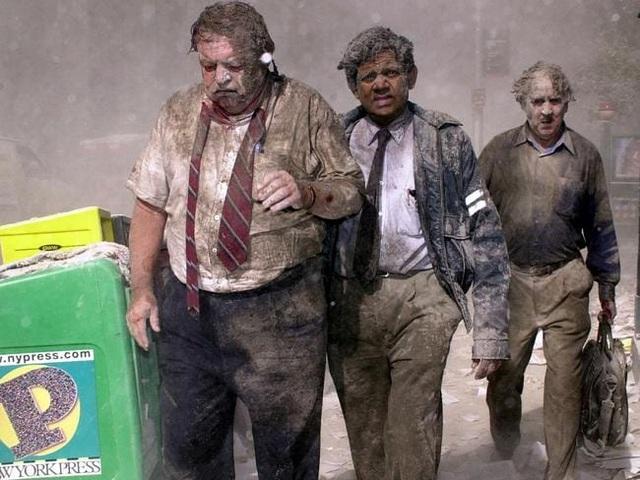Nhìn lại những khoảnh khắc ám ảnh về vụ khủng bố 11/9 - 11