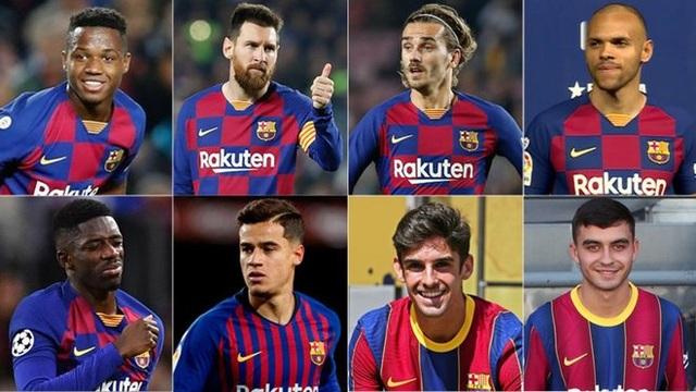"""Barcelona sẽ lại """"ném tiền qua cửa sổ"""" vì hàng công? - 1"""