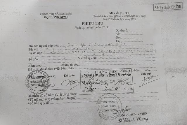 Người đã chết vẫn chưa nhận được đất tái định cư tại Thanh Hoá - 6