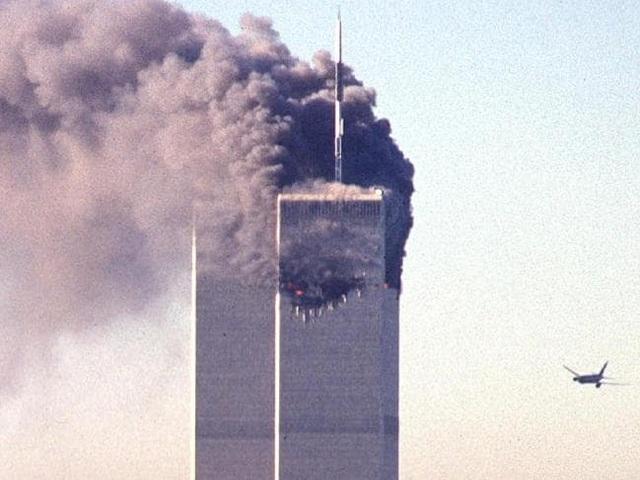 Nhìn lại những khoảnh khắc ám ảnh về vụ khủng bố 11/9 - 13