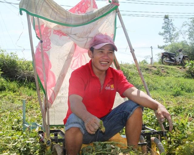 Nông dân thu về trên 6 triệu đồng/sào nhờ... làm bạn với cây đậu phộng - 5