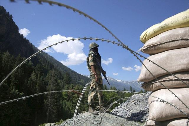 Lực lượng ít biết của Ấn Độ ở biên giới với Trung Quốc - 1
