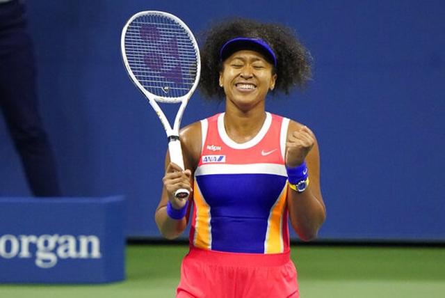 US Open 2020: Osaka tranh cúp vô địch với Azarenka - 1