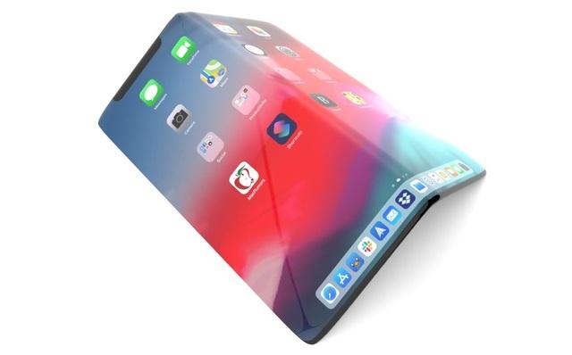 Apple đặt hàng linh kiện để chuẩn bị sản xuất iPhone màn hình gập - 1