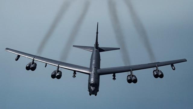 """Mỹ bị """"tố"""" điều B-52 tập trận mô phỏng tấn công Nga - 1"""