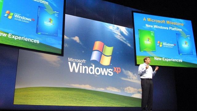 Dù đã bị khai tử từ lâu, Windows XP vẫn đang có hàng triệu fan sử dụng - 1