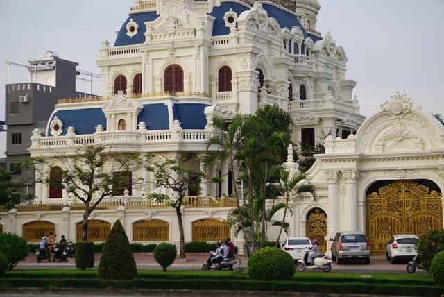 Cận cảnh những biệt thự nguy nga của đại gia Phát ở Hải Phòng, Thái Bình - 6