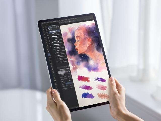 Máy tính bảng Android Galaxy Tab S7+: mạnh mẽ, tối ưu cho công việc - 2