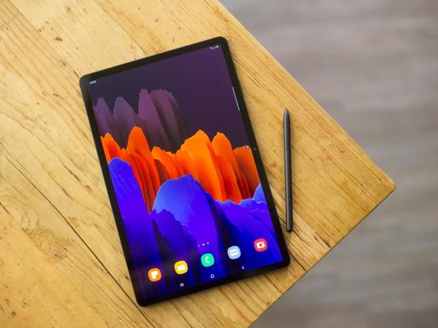 Máy tính bảng Android Galaxy Tab S7+: mạnh mẽ, tối ưu cho công việc - 3