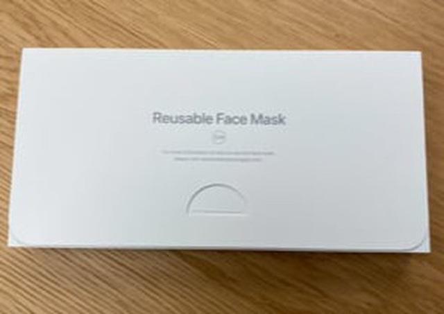 Apple thiết kế khẩu trang đặc biệt dành riêng cho nhân viên - 3