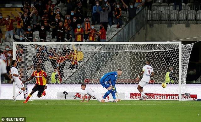 PSG thua sốc trước tân binh trong ngày ra quân ở Ligue 1 - 3