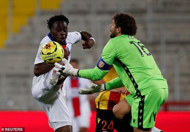 PSG thua sốc trước tân binh trong ngày ra quân ở Ligue 1 - 2
