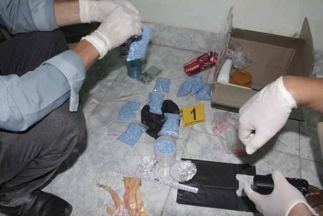 """Đánh sập đường dây tội phạm ma túy """"khủng"""" hoạt động liên tỉnh - 2"""