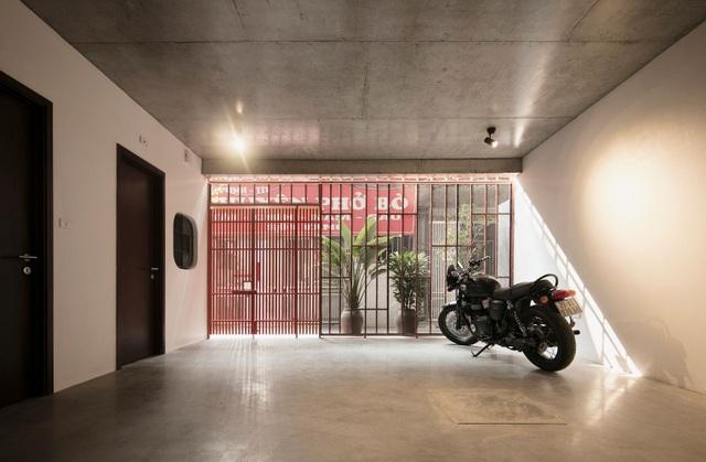 Nhà 7 tầng ở Hà Nội đẹp như tranh, mỗi phòng một phong cách độc đáo - 3