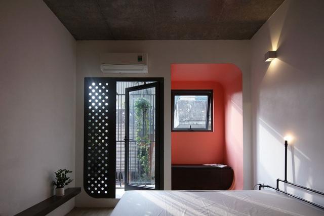 Nhà 7 tầng ở Hà Nội đẹp như tranh, mỗi phòng một phong cách độc đáo - 5