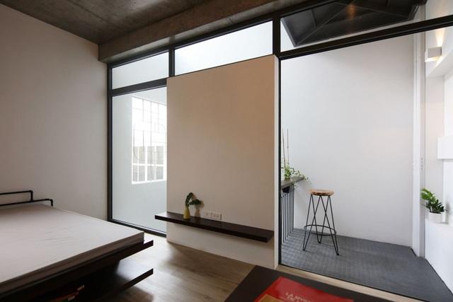 Nhà 7 tầng ở Hà Nội đẹp như tranh, mỗi phòng một phong cách độc đáo - 10