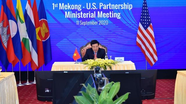 Mỹ hỗ trợ các nước vùng sông Mê Kông hơn 150 triệu USD - 2