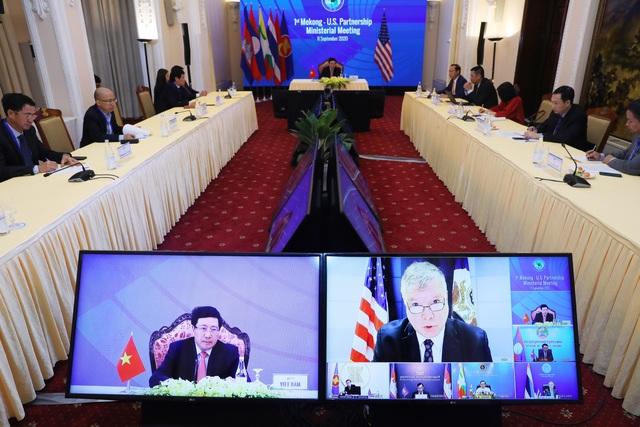 Mỹ hỗ trợ các nước vùng sông Mê Kông hơn 150 triệu USD - 1