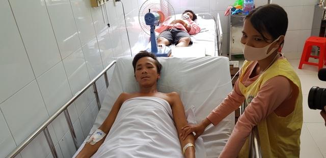 Kỳ tích cứu sống bệnh nhân ôm rắn hổ chúa đi cấp cứu - 4