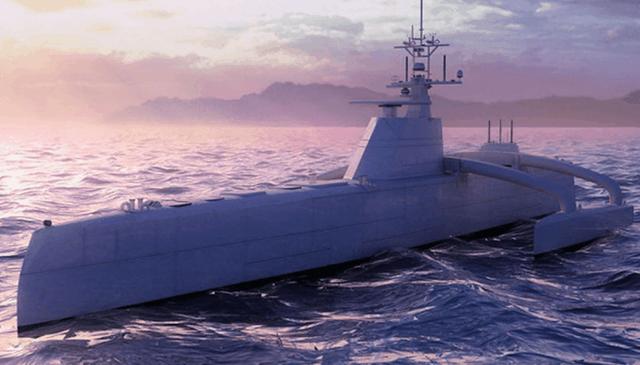 Hải quân Mỹ phát triển hạm đội không người lái đối phó Trung Quốc - 1