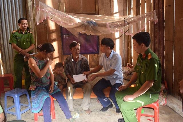 Công an Lào Cai thông tin vụ cổng trường sập đè chết 3 học sinh - 1
