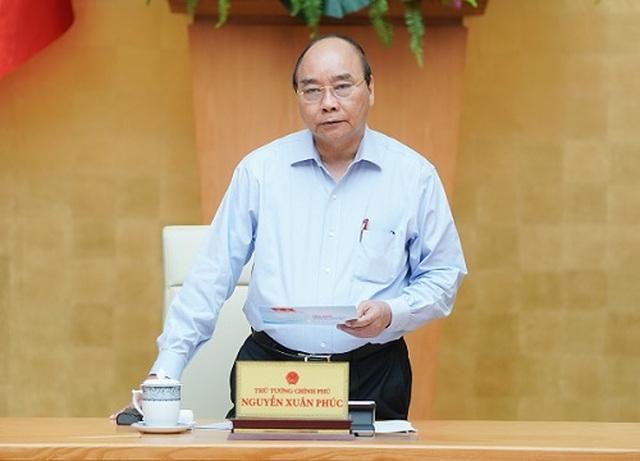 Thủ tướng: Không để tình trạng người nước ngoài vào Việt Nam gây ổ dịch mới - 1
