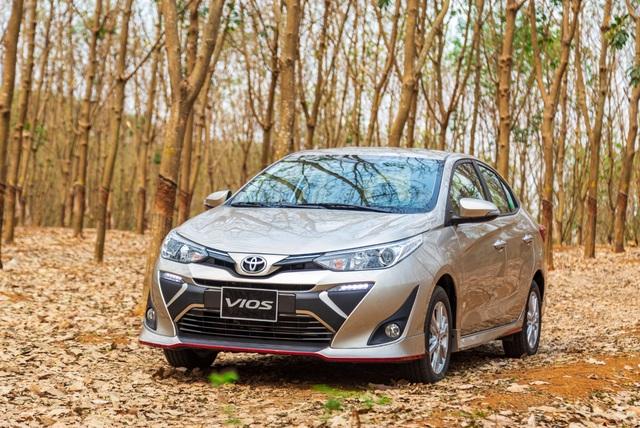 Toyota Vios là xe bán chạy nhất tháng 8, bỏ xa đối thủ bất chấp tháng ngâu - 3