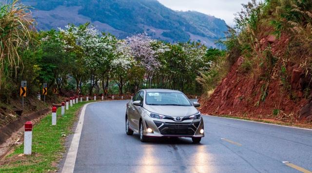 Toyota Vios là xe bán chạy nhất tháng 8, bỏ xa đối thủ bất chấp tháng ngâu - 5