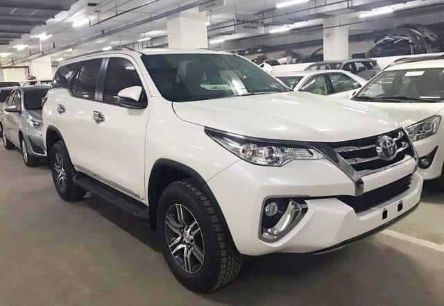 Toyota triệu hồi 190 xe Fortuner vì lỗi hệ thống trợ lực phanh - 1