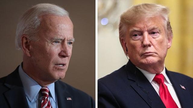 Ông Trump nghi ngờ ông Biden có thể dùng thuốc kích thích khi tranh luận - 1