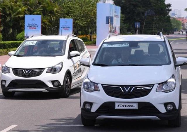 10 xe bán chạy 2/2021: VinFast Fadil vươn lên dẫn đầu, Kia Seltos bứt phá - 1