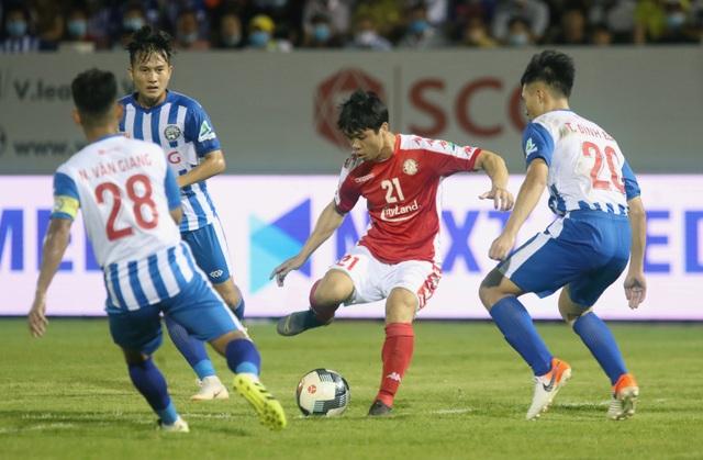 Các tiền đạo của thầy Park… sạch bóng ở bán kết cúp quốc gia - 1