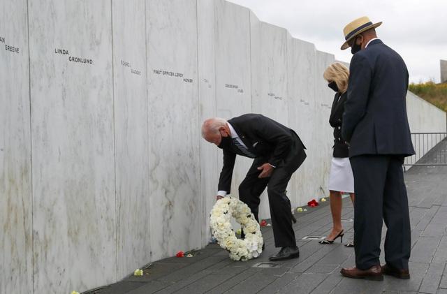 Ông Trump ca ngợi 40 người hùng đối đầu những kẻ khủng bố vụ 11/9 - 13