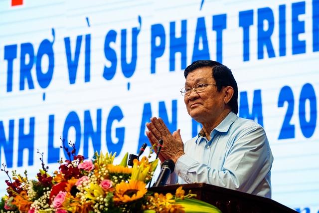 Bộ trưởng Đào Ngọc Dung tặng 300 triệu đồng giúp người có công xây nhà - 3