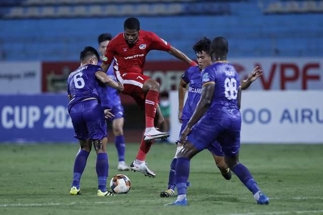 CLB Viettel cùng Than Quảng Ninh vào bán kết cúp Quốc gia - 1