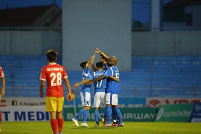 CLB Viettel cùng Than Quảng Ninh vào bán kết cúp Quốc gia - 4