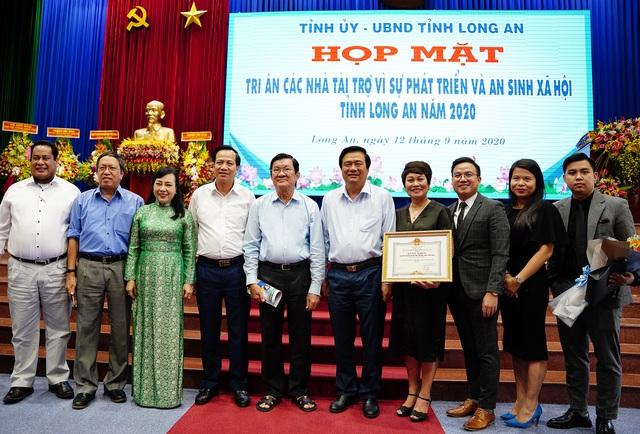 Bộ trưởng Đào Ngọc Dung tặng 300 triệu đồng giúp người có công xây nhà - 2