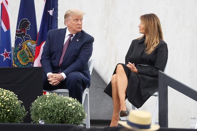 Ông Trump ca ngợi 40 người hùng đối đầu những kẻ khủng bố vụ 11/9 - 6