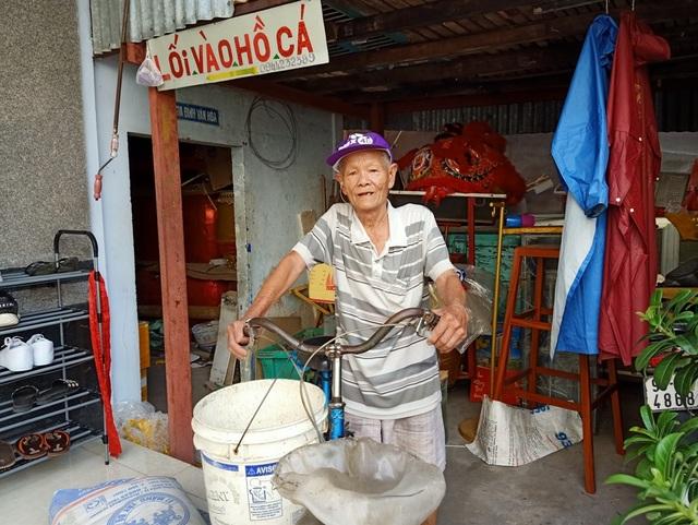 Cụ ông 83 tuổi gắn bó với nghề nuôi cá cảnh từ 6 cặp cá thia lia - 6