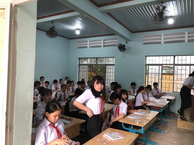 Thầy trò nơm nớp lo sợ khi học tập trong ngôi trường có nguy cơ đổ sập - 4
