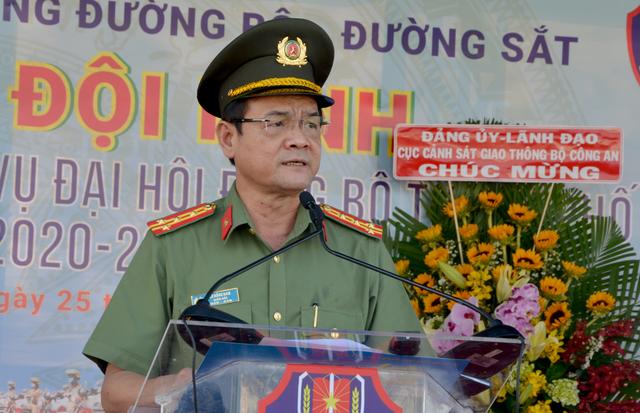Giam đốc Cong An Tphcm được Thăng Ham Thiếu Tướng Bao Dan Tri