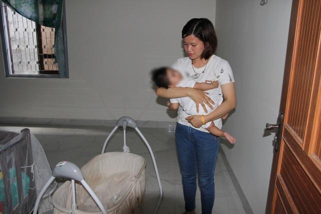 """Nhà tạm lánh của người mẹ trẻ từng """"đứt ruột"""" khi mất con - 2"""
