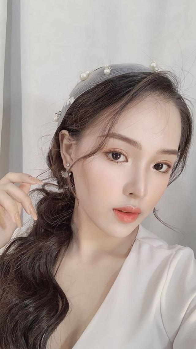 Nữ sinh Phú Yên đẹp như nàng thơ sau khi giảm tới 22kg - 4