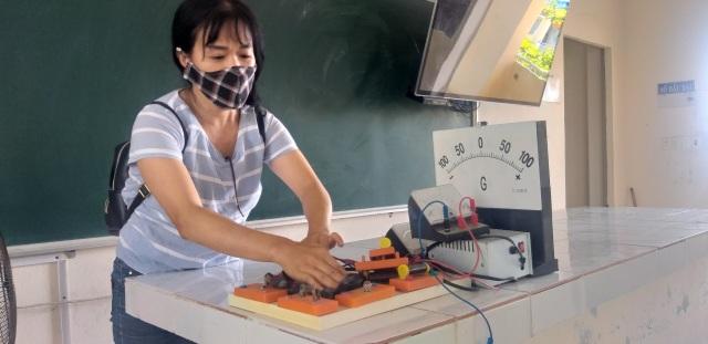 """Giáo viên Đà Nẵng """"vui như Tết"""" khi dọn sạch trường, lớp chờ đón học sinh - 5"""