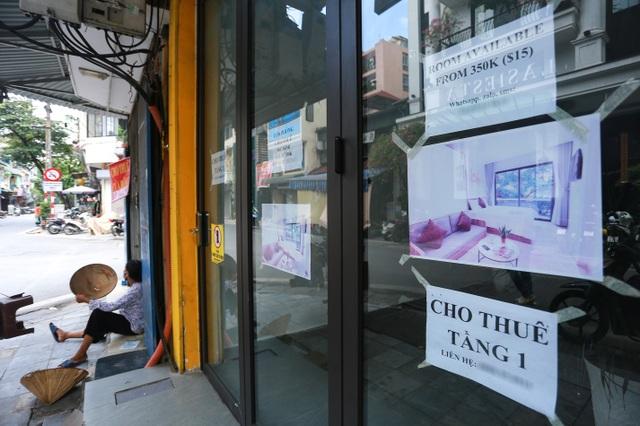 Buốt ruột vì vắng khách, chủ khách sạn phố cổ Hà Nội rao bán trăm tỷ đồng - 3