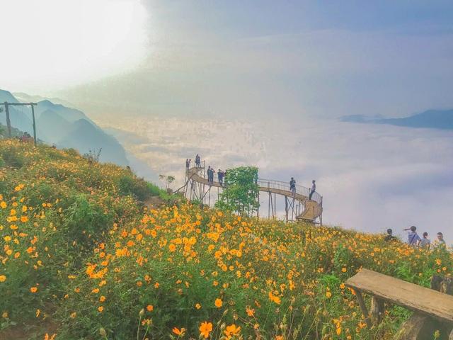 Lên Hang Kia – Pà Cò ngắm biển mây trắng bồng bềnh - 2