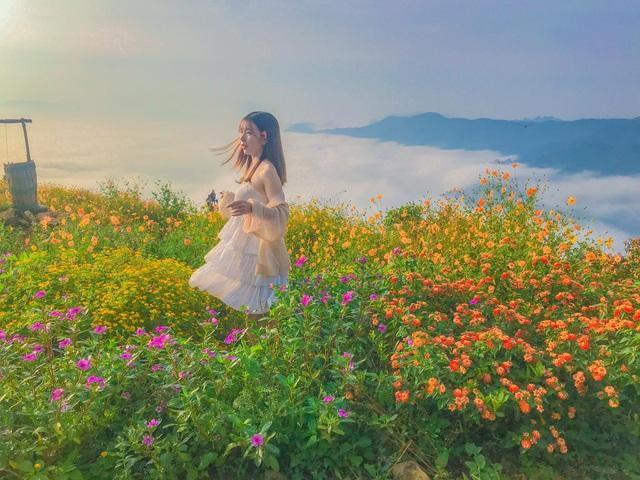 Lên Hang Kia – Pà Cò ngắm biển mây trắng bồng bềnh - 3