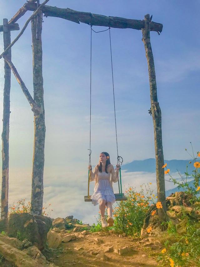 Lên Hang Kia – Pà Cò ngắm biển mây trắng bồng bềnh - 4