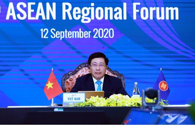Phó Thủ tướng: Quan ngại về những vụ việc vi phạm trên Biển Đông - 2
