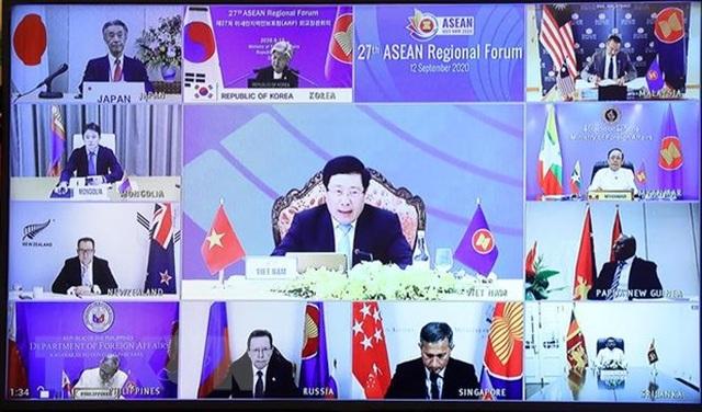 Phó Thủ tướng: Quan ngại về những vụ việc vi phạm trên Biển Đông - 1